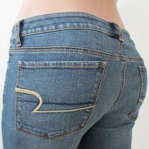 AMERICAN EAGLE Jeans PLUS SIZE 14 Reg Skinny  NWOT